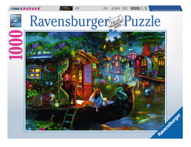 Wanderers Cove Puzzle