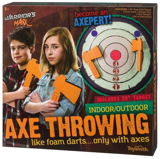 Axe Throwing Box