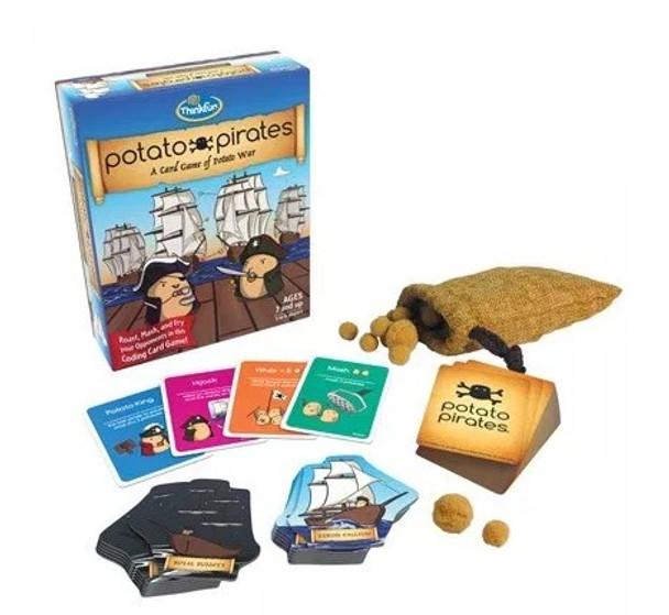 Potato Pirates Game