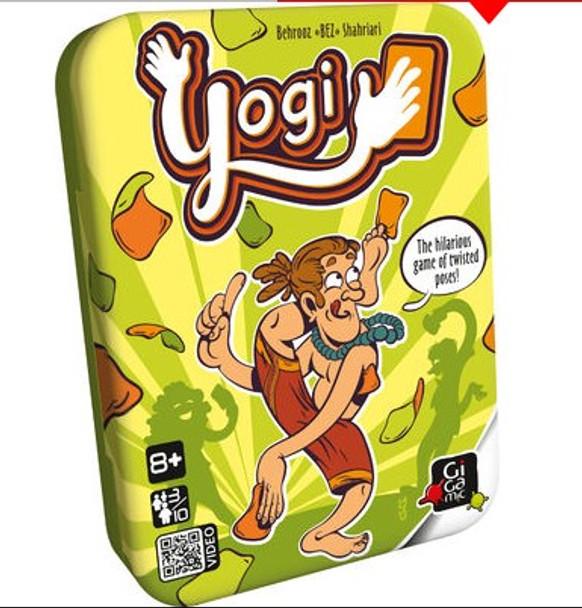 Yogi Game