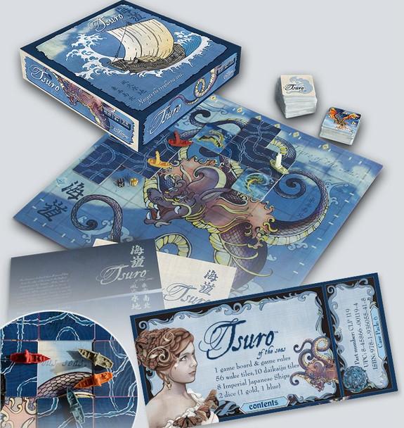 Tsuro of Seas