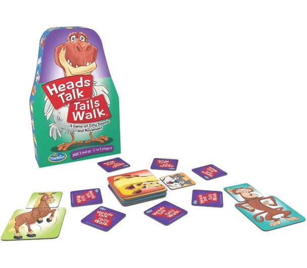 Heads Walk Game