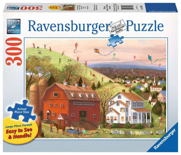 Let's Fly Kites Puzzle by Ravensburger