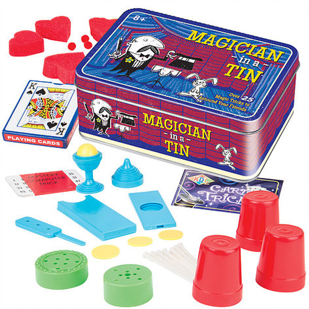 Magician in a Tin