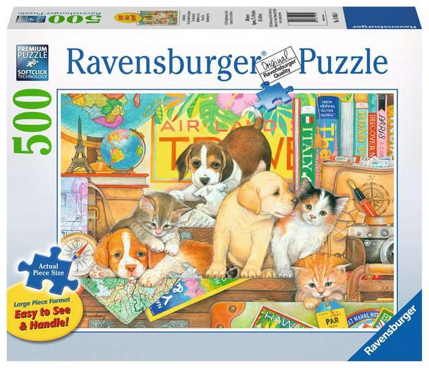 Pets on Tour LF 500 pc Puzzle