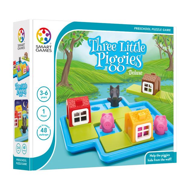 Three Little Piggies Deluxe Game