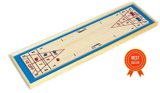 Carrom Shuffleboard