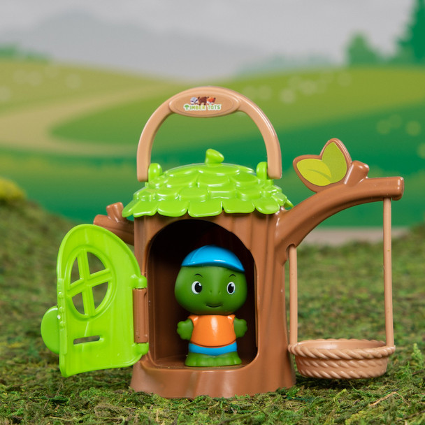 Timber Tots Tree Hut