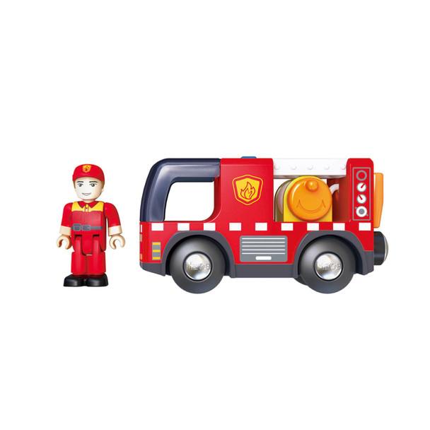 Hape Fire Truck Train
