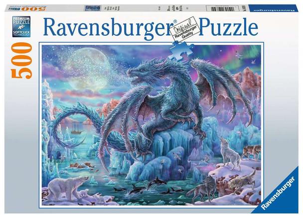 Mystic Dragon 500 pc puzzle