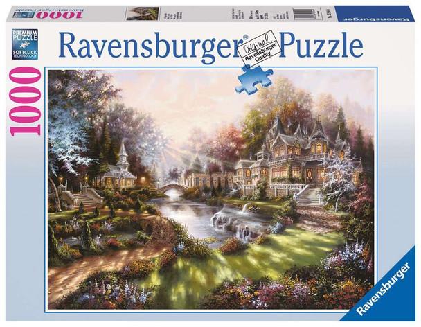 Morning Glory 1000 pc puzzle