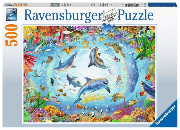 Cave Dive 500 pc Puzzle