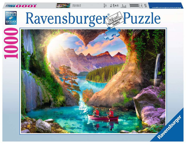 Heartview Cave 1000 pc Puzzle