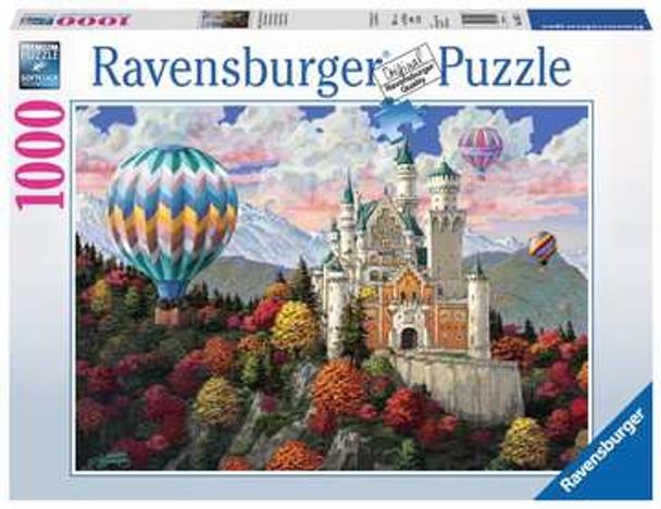 Neuschwanstein Daydream 1000 pc Puzzle