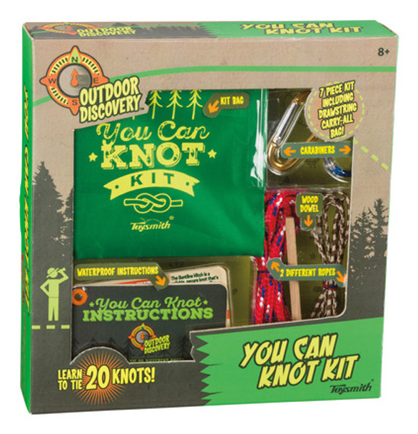 You Can Knot Kit