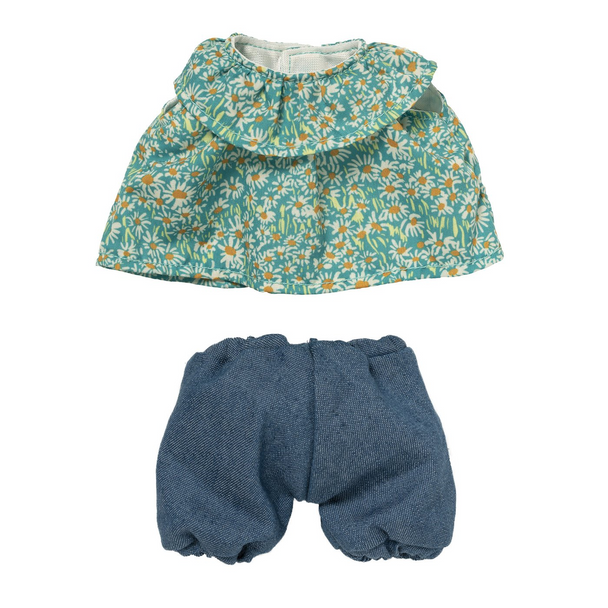 Wee Baby Stella Garden Play Outfit