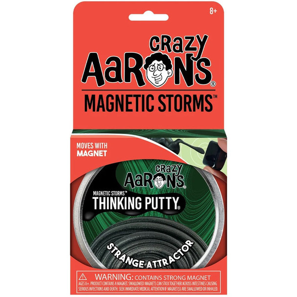 Magnetic Storms Thinking Putty - Strange Attractor