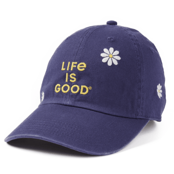 Daisy Hat- Life is Good