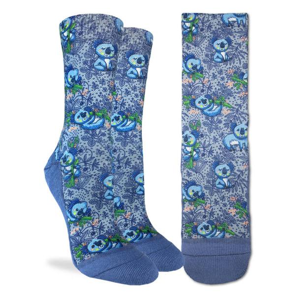 Koala Socks by Good Luck Socks