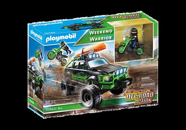 Playmobil Weekend Warrior