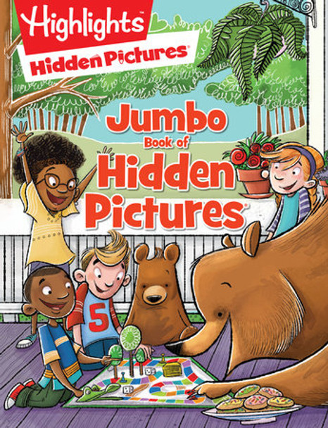 Jumbo Book of Hidden Pictures by Highlights