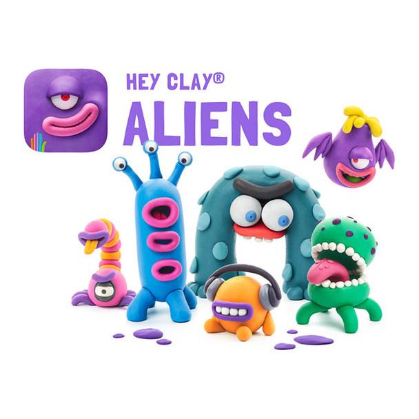 Hey Clay Aliens