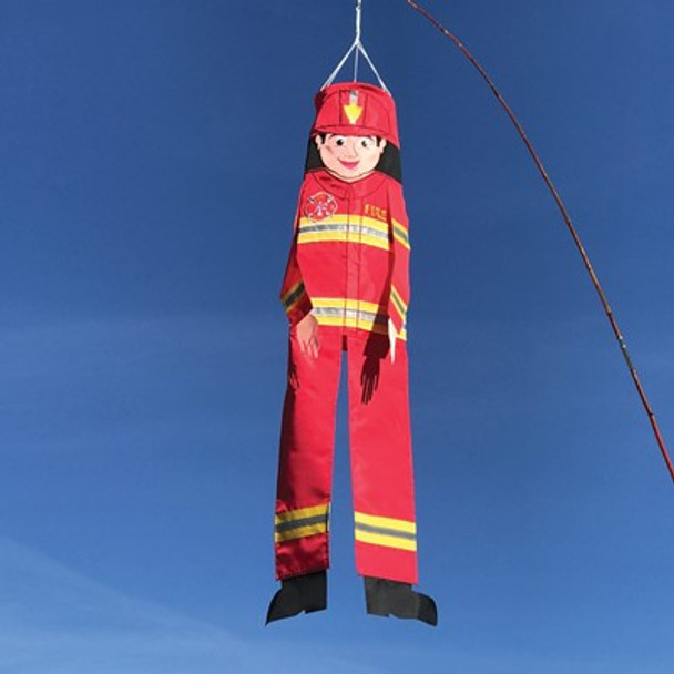 "Fire Fighter 40"" Windsock"