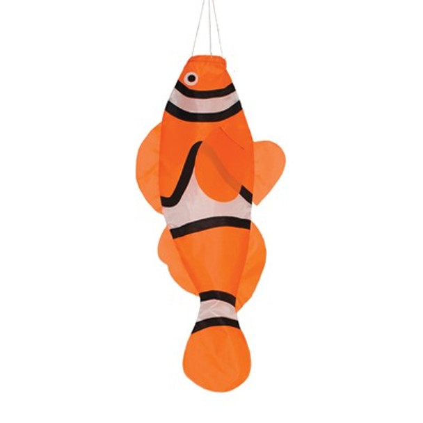 """40"""" Clownfish Windsock"""