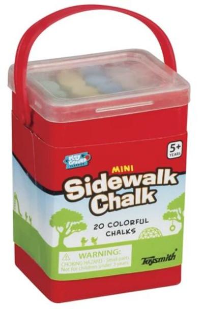 Mini Sidewalk Chalk pack