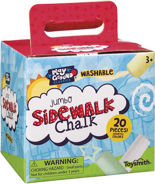 Jumbo Sidewalk Chalk pack