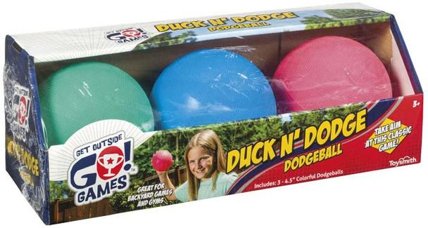 Duck N' Dodgeball set