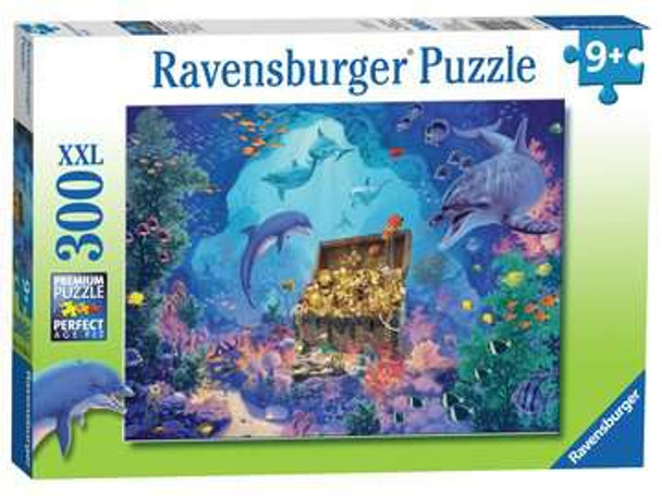 Deep Sea Treasure 300pc XXL Puzzle