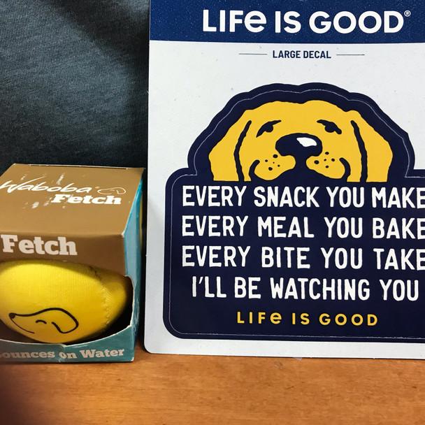 Dog gift bag