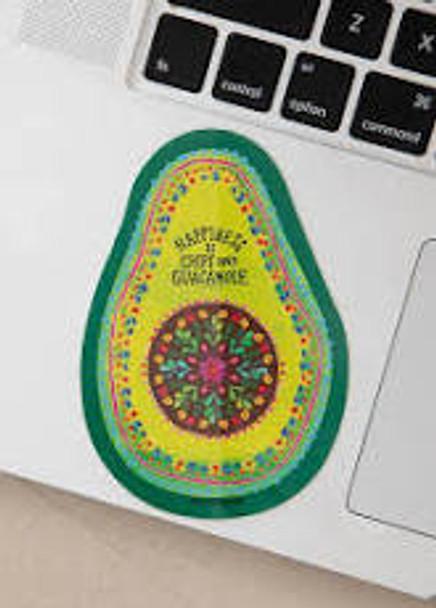 NL Avocado Sticker