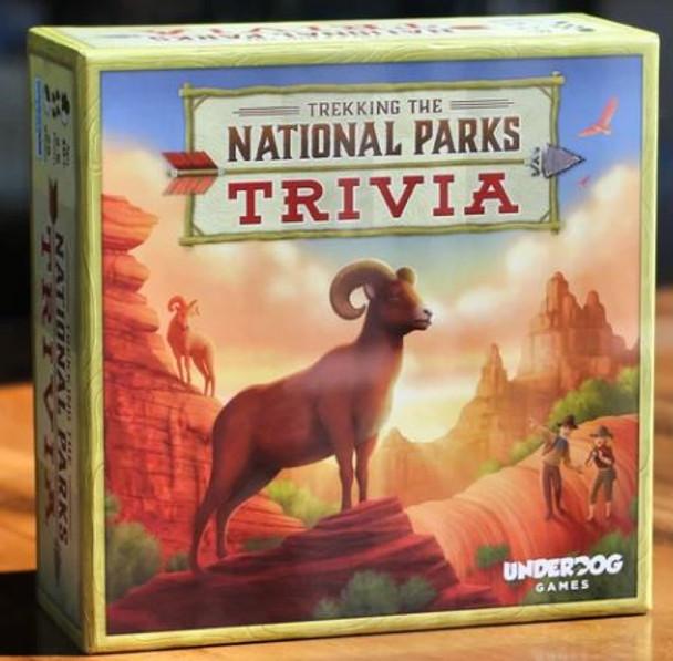 Trekking Trivia by Underdog Games