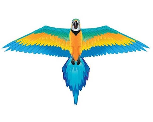 Rainforest Blue Macaw Kite