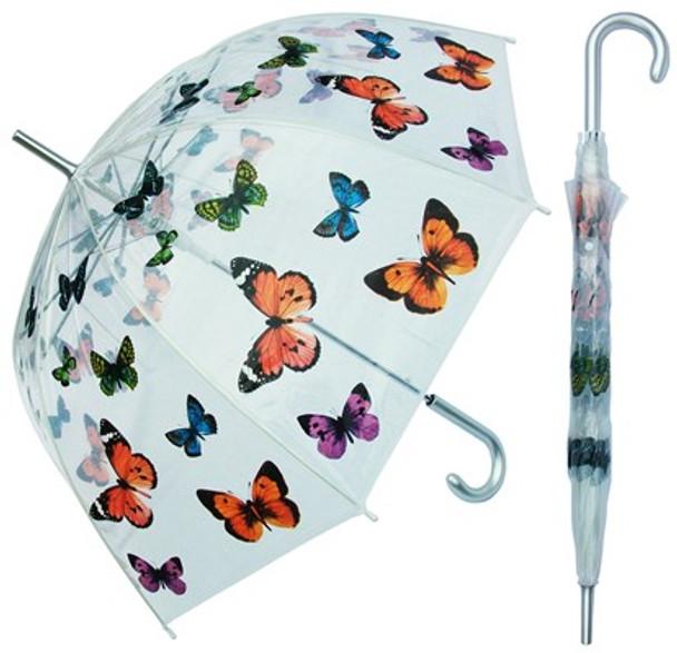 Butterfly Bubble Children's Umbrella