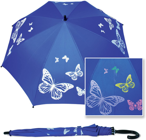 Butterfly Color Changing umbrella