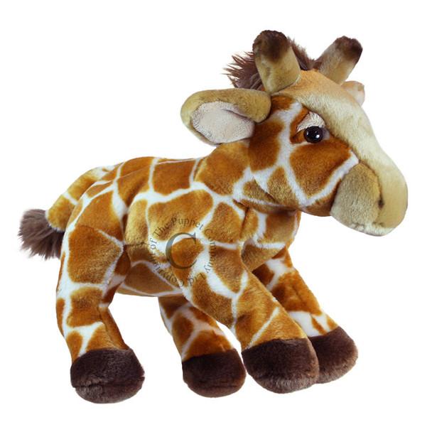 Giraffe Full Bodied Puppet