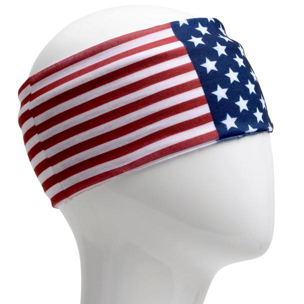 American Flag Infinity Bandana