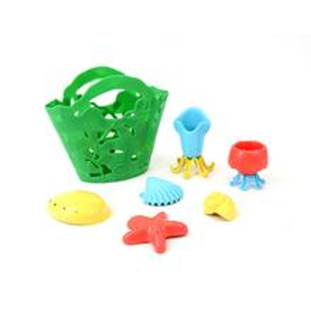 Tide Pool Bath Set- Green Toys