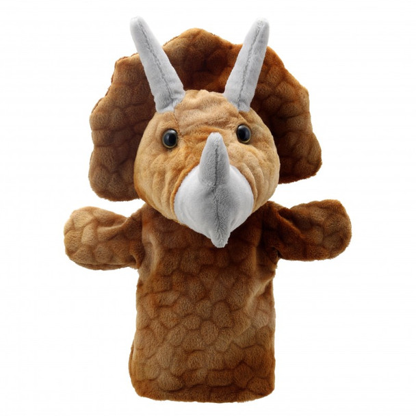 Triceratops Puppet Buddy