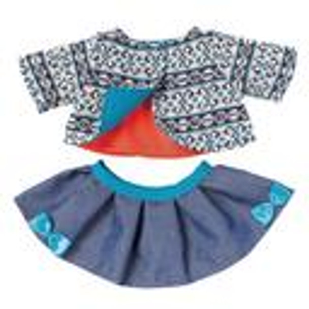 Baby Stella Cozy Chic Outfit
