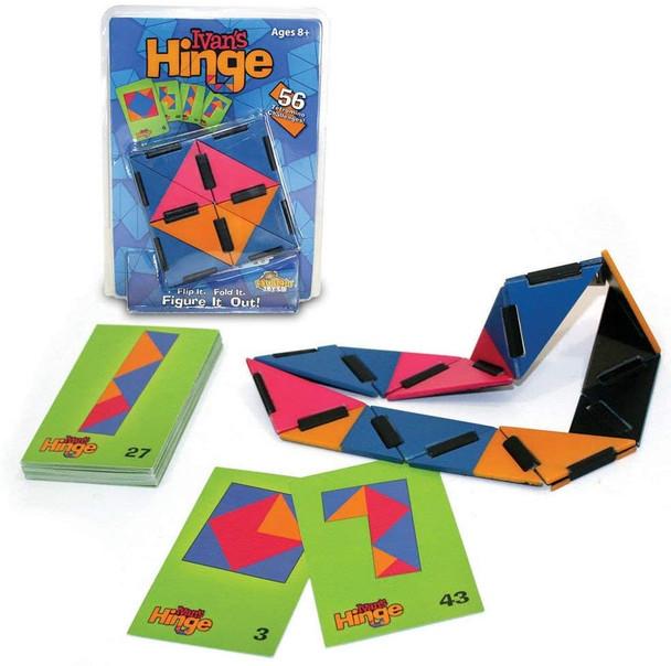 Ivan's Hinge brainteaser game