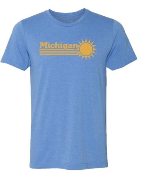 Michigan Sunshine tee