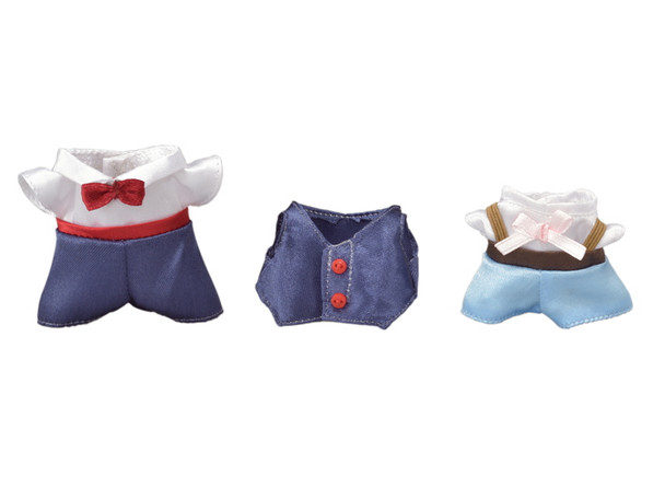 Calico Critters Dress up- Navy