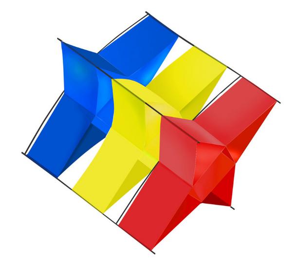 Explorer Cellular Kite