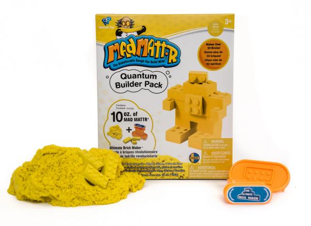 Brick Builder Yellow