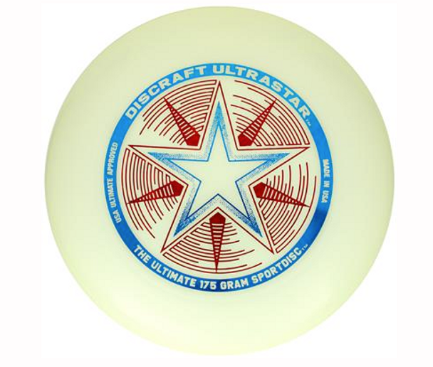 Discraft Ultra-Star 175 - Nite-Glow