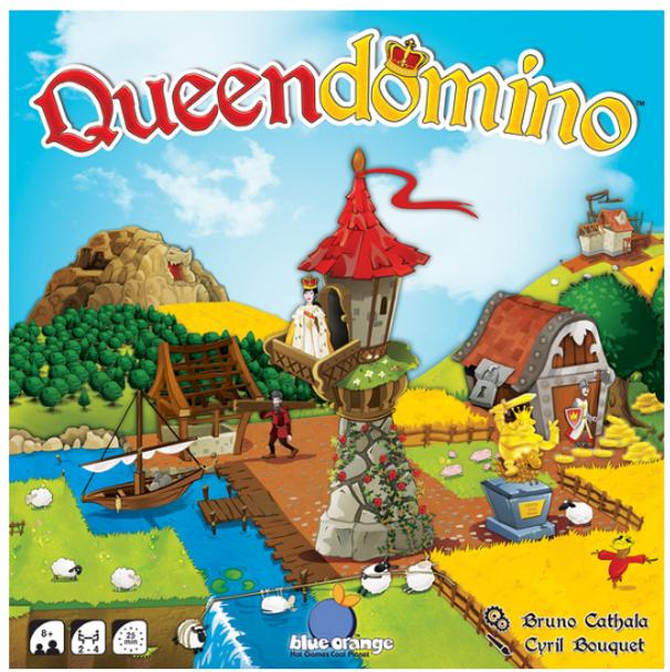 Queendomino Game